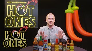 Season Four Hot Sauce Lineup, REVEALED | Hot Ones