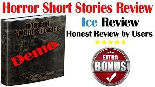 Horror Short Stories Review || Horror Short Stories Demo