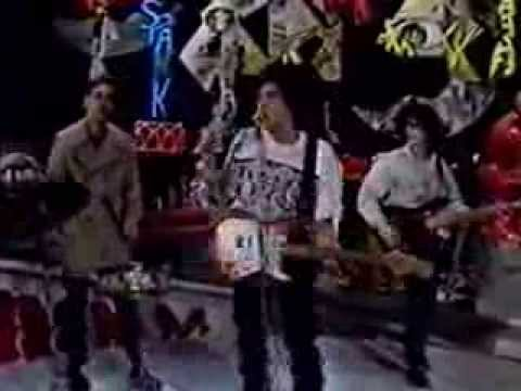 Milk Shake - Primeiro Programa 1988 parte 1 - TV Manchete