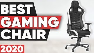 5 Best Gaming Chairs in 2020