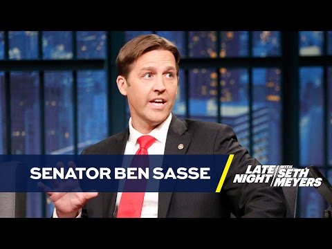 Senator Ben Sasse Doesn't Think Trump Has a Long-Term Vision for America