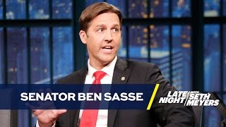 Senator Ben Sasse Doesn't Think Trump Has a Long-Term Vision for America Free HD Video
