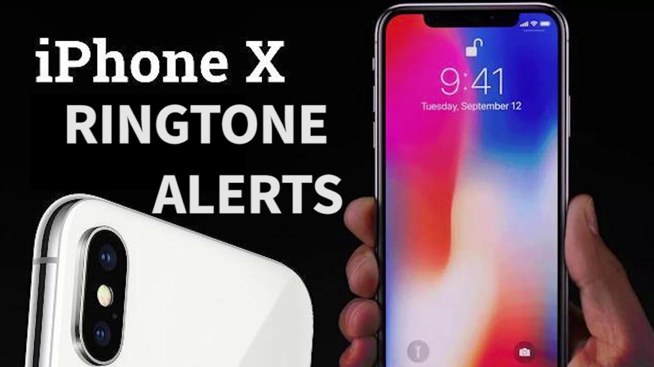 apple iphone x ringtone download 2017