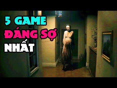 """CHÉM GIÓ GAME #2: 5 GAME """"HẠI THẬN""""   KHÔNG AI DÁM CHƠI"""