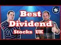 Best Dividend Stocks UK: Income Portfolio (2019)