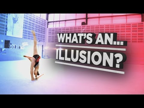 Gymnastics Explained - Illusion
