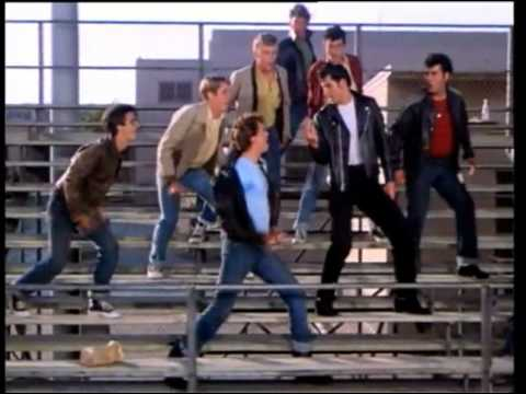 Grease - Summer Nights [[Official Video]] HQ.avi
