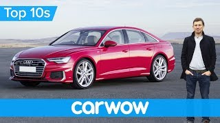 New Audi A6 2019 revealed – it beats BMW and Mercedes on tech and space | Top10s