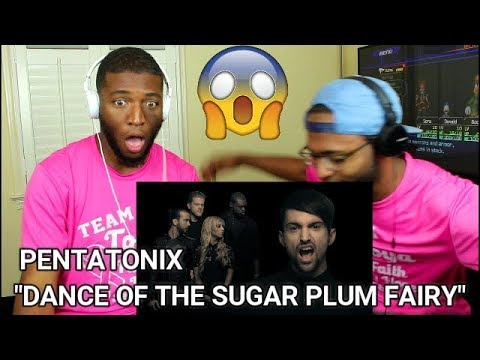 Pentatonix - Dance of the Sugar Plum Fairy (Reaction)
