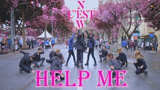 [KPOP IN PUBLIC CHALLENGE] NU'EST W (뉴이스트 W) – HELP ME Dance Cover By FGDance from Vietnam