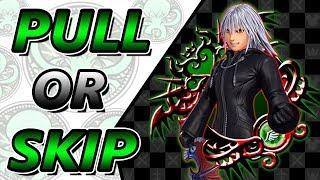 New KH3 Dark Riku Is Here! ~ KH Union χ[Cross]