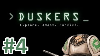 Duskers Gameplay / Let