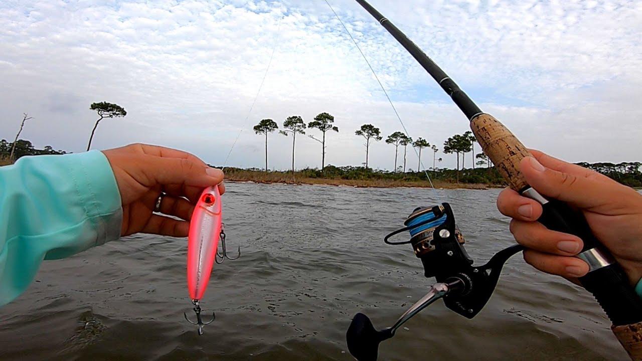 Fishing SECRET Hidden Back Water