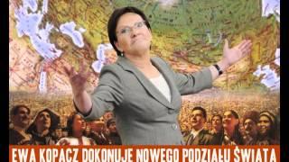 Komunikat Ministerstwa Prawdy nr 497: Nowy podział świata wg Ewy Kopacz