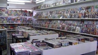 COMIX BOOK SHOP-  Por dentro da maior loja de quadrinhos do Brasil thumbnail