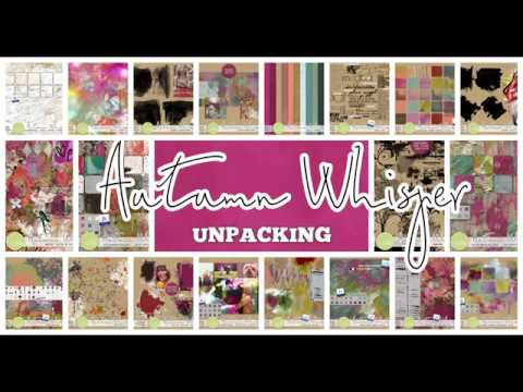 Autumn Whispers - UNPACKING by NBK-Design
