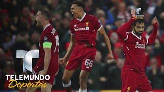 ¿BBC, MSN? El Liverpool podría tener al mejor tridente | Champions League | Telemundo