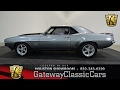 1969 Chevrolet Camaro SS Gateway Classic Cars #633 Houston Showroom