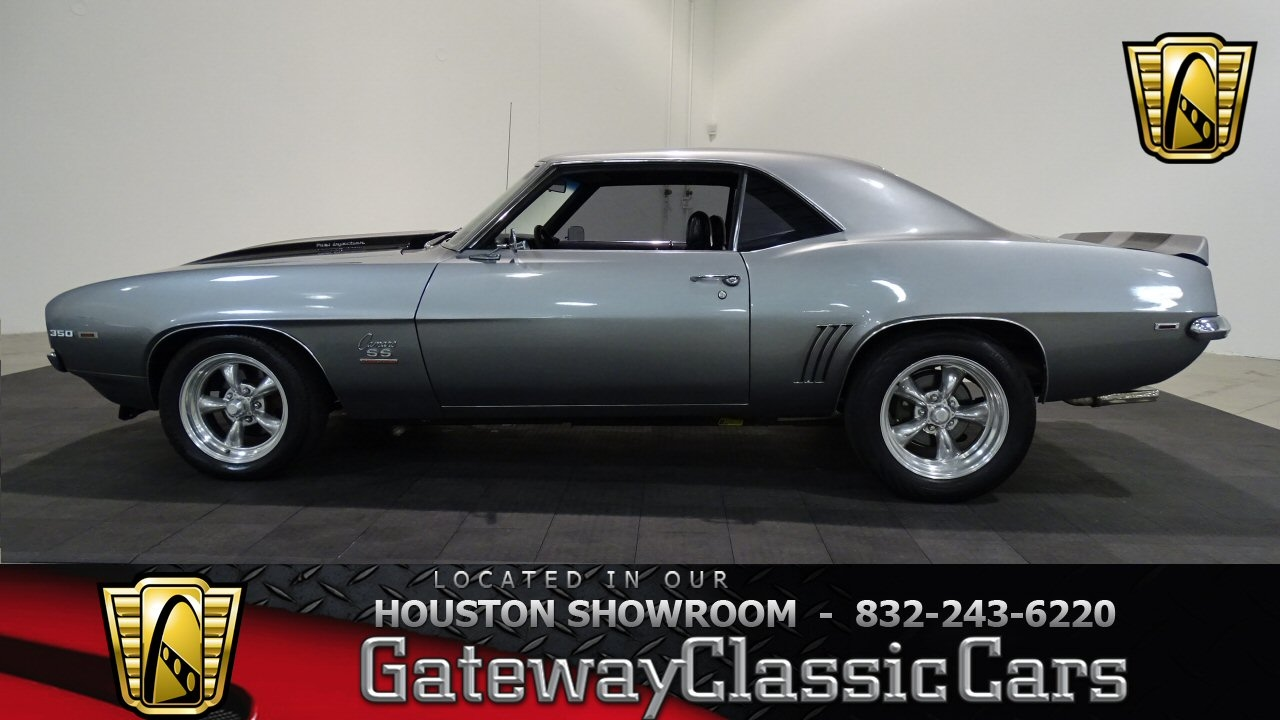1969 Chevrolet Camaro SS Gateway Classic Cars #633 Houston ...