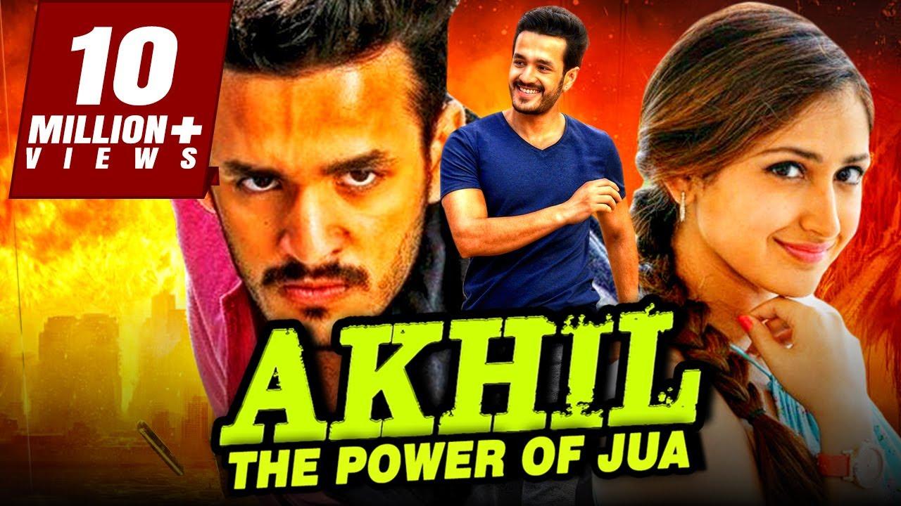 Download Akhil The Power Of Jua - Akhil Akkineni Action Blockbuster Hindi Dubbed Movie | Sayyeshaa
