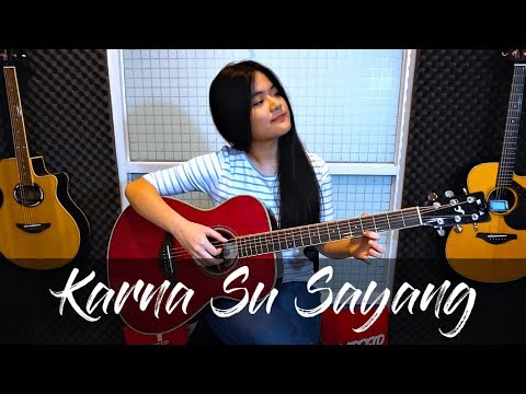 (Near ft Dian Sorowea) Karna Su Sayang - Josephine Alexandra | Fingerstyle Guitar Cover