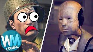 ¡Top 10 FALLAS OLVIDADAS en Videojuegos!