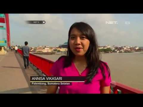 Destinasi Pesona Wisata di Palembang - NET5