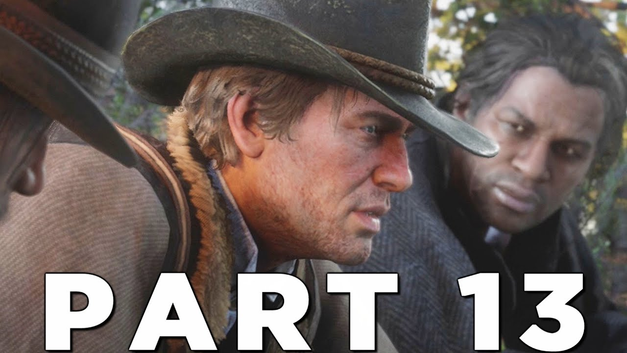 RED DEAD REDEMPTION 2 Walkthrough Gameplay Part 13 - THE COLLECTOR (RDR2)