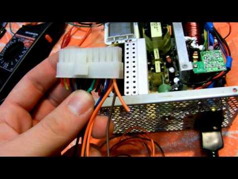 NAVI NV 450 Ремонт занижены выходные напряжения