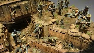 How To - Bldg a WWI diorama updt 02
