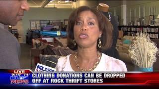 Rock Church - Rock Thrift & Toys for Joy 2015  Part 3