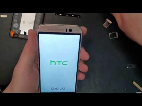 Wymiana Baterii HTC ONE M9 / Replacing Battery HTC ONE M9
