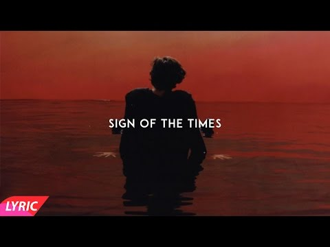 Sign of the Times - Harry Styles (Lyrics)