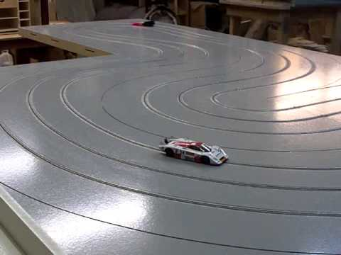 Modular routed slot car track youtube poker run 2014