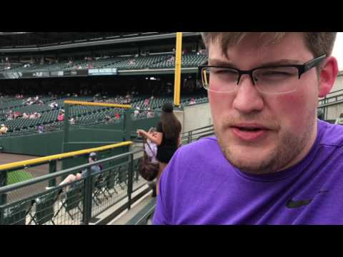 Coors Field Concession Review