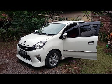 Review Toyota Agya TRDS 2016 Manual (M/T) 1000 CC