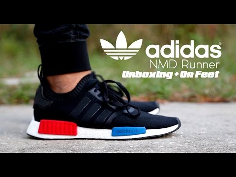 adidas-nmd-runner-unboxing-+-on-feet