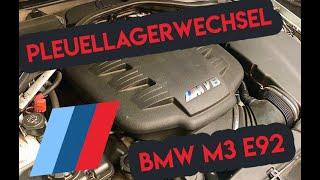 BMW M3 E92 Pleuellagerwechsel am S65 V8 erklärt bei Zimmer Motor Solutions
