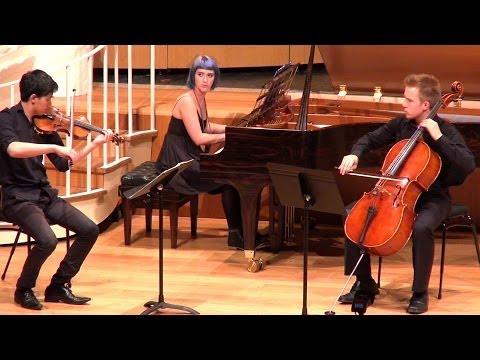Lekeu Piano Trio in C minor -