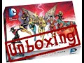 Unboxing: DC Comics Deck-Building Game: Heroes Unite