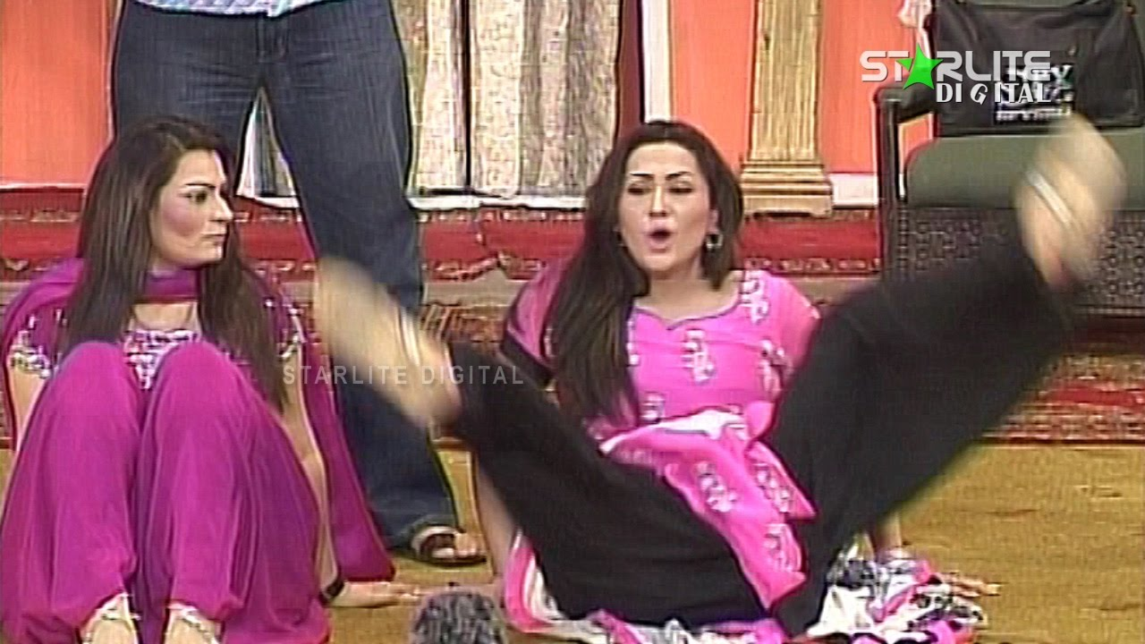 Best Of Nargis New Pakistani Stage Drama Full Comedy Funny -7896