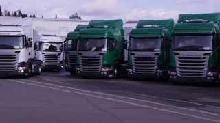 Юбилейная тысячная Scania для APS