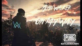 Permalink to Alan Walker - On My Way [PUBG Animation] #OMWchallenge