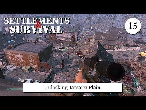 Settlements and Survival  -  Unlocking Jamaica Plain