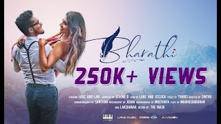 Bharathi (Music Video 4K)  Lanz ft Jessica  Jerone B  Siin2
