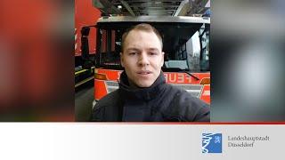 Berufe bei der Stadt: Ausbildung zum Brandmeister