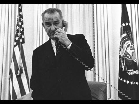 PHONE CALL: LYNDON JOHNSON & J. EDGAR HOOVER (11/29/63)
