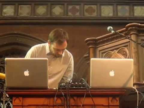 Rauelsson live @ Daylight Music, Union Chapel, London, 13/07/13 (Part 1)