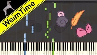 Repeat youtube video Crusader (Are We There Yet?) - Black Gryphon and Baasik -- Synthesia HD