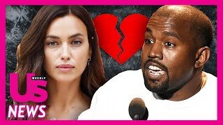 Kanye West Dumped By Irina Shayk After Weeks Of Dating?